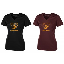 "ATC™ PRO ""dry-fit"" SHORT SLEEVE V-NECK LADIES' TEE"