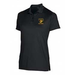 "LADIES ""dry-fit"" GOLF PERFORMANCE POLO"